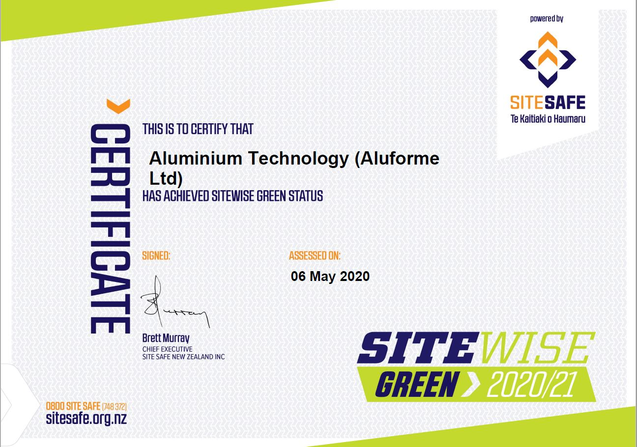 Site Wise 2020