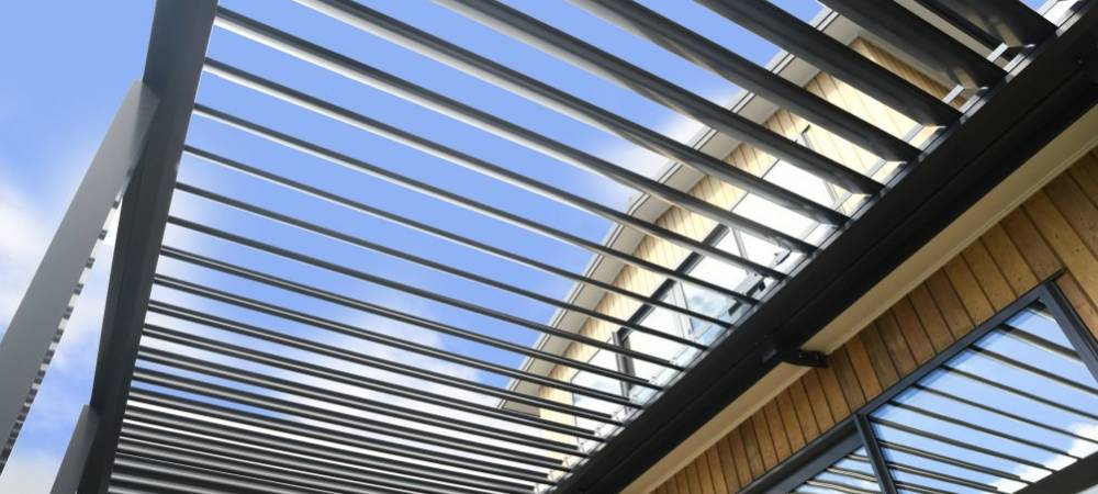 Altech Delivers Sophisticated Outdoor Roofing Solutions